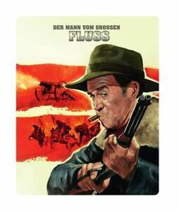 Der Mann vom großen Fluss [Blu-ray Steelbook/Novobox /NEU/OVP] James Stewart