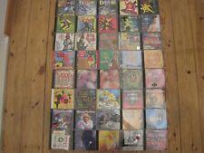 CD Sammlung 84 Stück Sampler