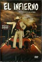 El Infierno DVD NEW Damian Alcazar , Una Pelicula De Luis Estrada  BRAND NEW