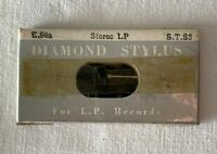Vintage Diamond Record Stylus E.98a Stereo LP Needle S.T.S3 in Unopened Packet