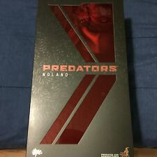 Sideshow Hot Toys 1/6 Scale Noland In Predator Costume MMS163 Brand New Sold Out