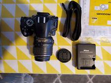 Nikon D5100 18-55 VR Kit,16.2 Megapixel DSLR Camera + CaseLogic Bag+Cleaning Kit