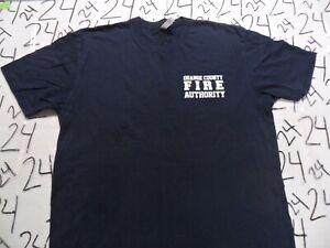 Large Orange County Fire Authority Shirt