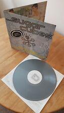 Sugarcubes - Here today tomorrow UK Silver Vinyl LP Album TPLP15SP Bjork