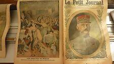 PETIT JOURNAL- 1916 - N° 1308 - Général Marchand / émeutes à Berlin