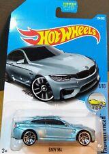 Nib Hot Wheels Mattel Bmw M4 8/10 Factory Fresh Highly Detailed Car