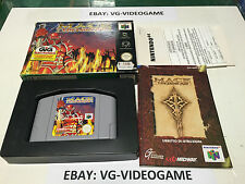 MAGE THE DARK AGE NINTENDO 64 COME NUOVO!!