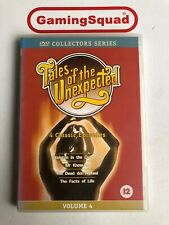 Tales of the Unexpected Volume 4 DVD, Supplied by Gaming Squad