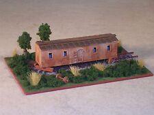 N Scale Railroad Trackside Abandon MofW Tool Car