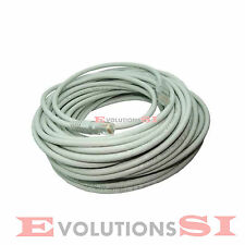 CABLE DE RED RJ45 CAT 5E 30M ETHERNET DATOS 30 METROS
