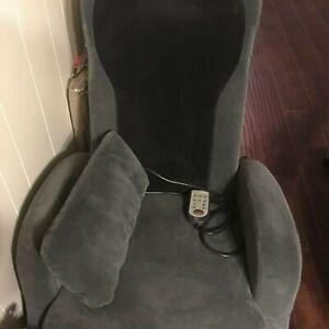iJoy Human Touch Robotic Massage Chair Massager