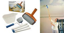 Paint Runner Professional Roller Flocked edger Easy Pour Jug 3 Extended Poles
