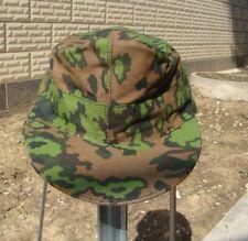 WW2 GERMAN ELITE OAKLEAF A CAMO REVERSIBLE FIELD CAP HAT XL 60cm