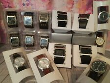 JOB LOT of 15 Watches Designer Style Mens Digital SPIRIT Wristwatches GIFTS SM15