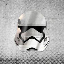 Star Wars Stormtrooper Helmet Shaped Wall Mirror - Bedroom Accessories - Boxed