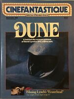 CINEFANTASTIQUE September 1984 David Lynch DUNE ERASERHEAD Double issue V14#4&5