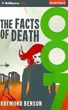 James Bond: The Facts of Death by Raymond Benson (2015, CD, Unabridged)