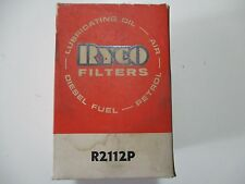 RYCO R2112P INTERNATIONAL HARVESTER TRACTOR BALERS COMBINES OIL FILTER