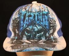 "Men's TAPOUT MMA UFC ""Believe"" Fighter's Blue Strikeforce Baseball Hat Cap USA"