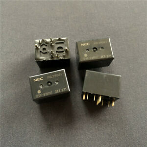 New NEC EP2F-B3G1ST Automotive Relay 12VDC 30A 10 Pins x 1pc