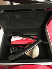 Kamisori  Progessional Shears  Shaving 3 Pc Set