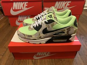 Nike Air Max 90 Green Duck Camo (US Size 10.5) CW4039-300 Brand New
