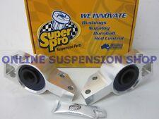 Suits Audi A3 S3 MK2 8P 03-12 SUPER PRO Supaloy Anti Lift Caster Kit SUPERPRO