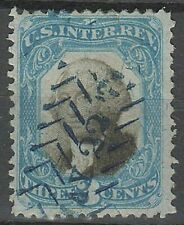 USA Revenue Stamp 1871-75 ☀ 3 c ☀ Used