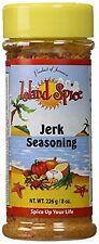 2 island spice jamaican jerk seasoning bbq chicken turkey lamb pork seafood 8 oz