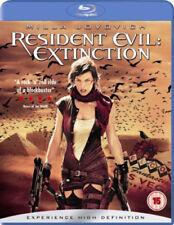 Películas en DVD y Blu-ray blu-ray Resident Evil 2000 - 2009