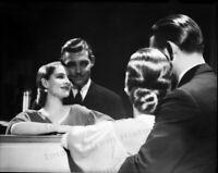 8x10 Print Clark Gable Norma Shearer Strange Interlude 1932 #1087