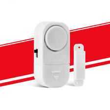 WIRELESS Home Window Door Burglar Security ALARM System Magnetic Sensor Sound