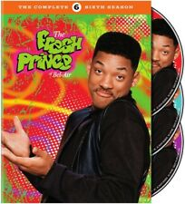 The Fresh Prince of Bel-Air: The Complete Sixth Season [New DVD] Full Frame, S