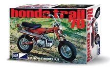Honda Trail 70 Mini Bike 1:8 Scale MPC Detailed Plastic Motorcycle Kit