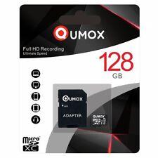 QUMOX 128GB MICRO SD MEMORY CARD CLASS 10 UHS-I 128GB memory card R