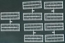Dornaplas B2 Gutters & Downpipes 00 Gauge White Plastic Detail Kit 1st ClassPost