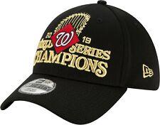 New Era 2019 World Series Locker Room Hat Cap 39Thirty Washington Nationals