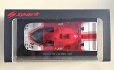 SPARK S5507 Porsche 936 J # 15 24h di Le Mans 1983 1/43