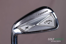 Callaway X Forged 2013 Iron Set 4-PW Regular + LH Steel Golf Clubs #6314
