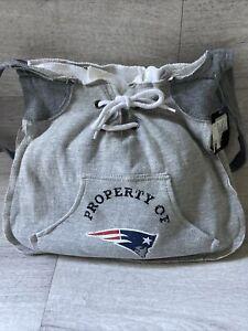 Ladies  Hoodie Purse Handbag - New England Patriots - NFL Most Valuable Fan