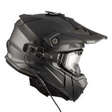 CKX Titan Solid 210° Electric Goggles Helmet