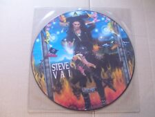 STEVE VAI,PASSION AND WARFARE picture-lp m-/vg relativity rec. GRUB17 England`90