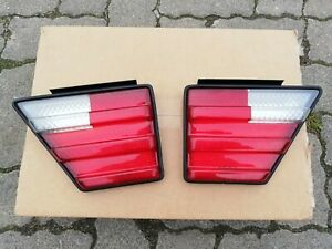 Mercedes W124 260 300D 500E 400E AMG Brabus Trunk Panel Heckblende Tail Lights