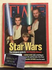 Time Magazine Star Wars The Phantom Menace 1999