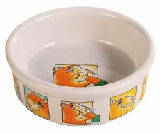 TRIXIE Cute Ceramic Bowl - for Guinea Pigs & Small Animals 62952