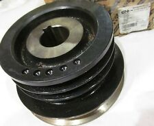 """NEW HOLLAND CASE CNHI MODEL 84256377 4-GROOVE 7-1/2"""" PULLEY"""