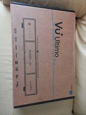 Vu+ Ultimo Enigma 2 Satellite Box (Mint Condition)