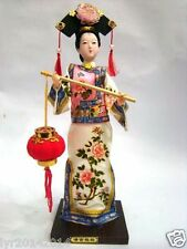 Oriental Broider Doll,Chinese The qing dynasty princess figurine