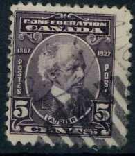 Canada 1927 SG#269, 5c 60th Anniv Of Confederation Used #E84841