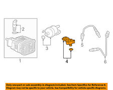 GM OEM-MAP Manifold Absolute Pressure Sensor 55573248